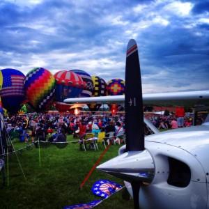 Crosswinds Aviation Balloon Fest