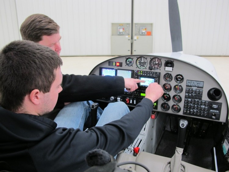 Crosswinds Aviation, Matt Dahline and Scott McDonald
