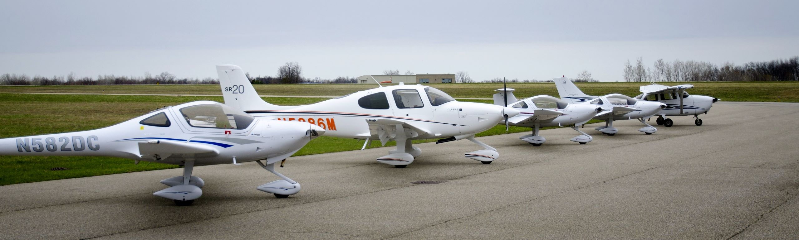 Crosswinds Aviation Fleet
