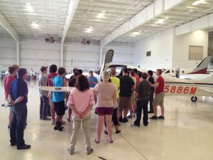 High School flight school