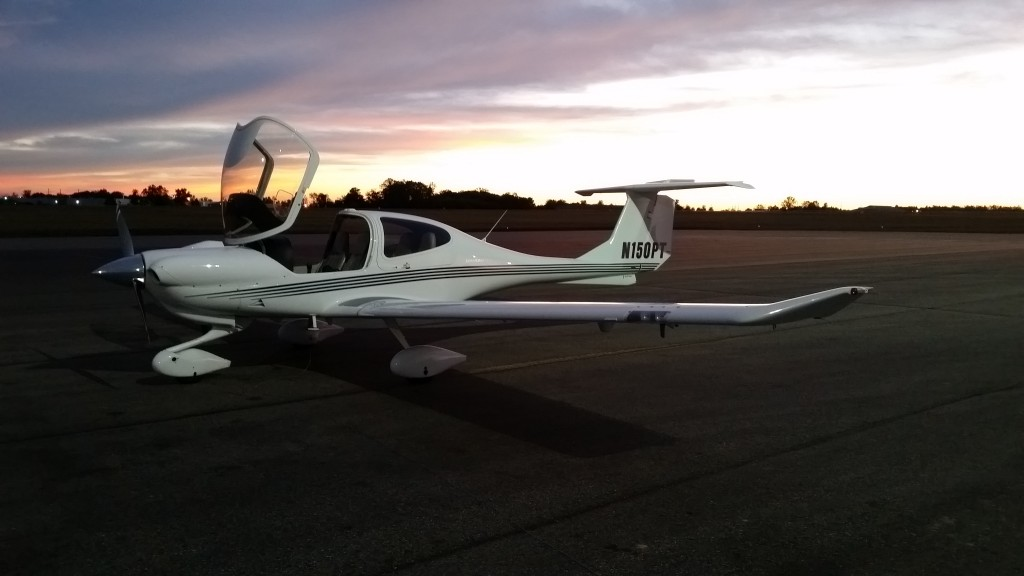 Diamond DA40 N150PT now available at Crosswinds Aviation ...