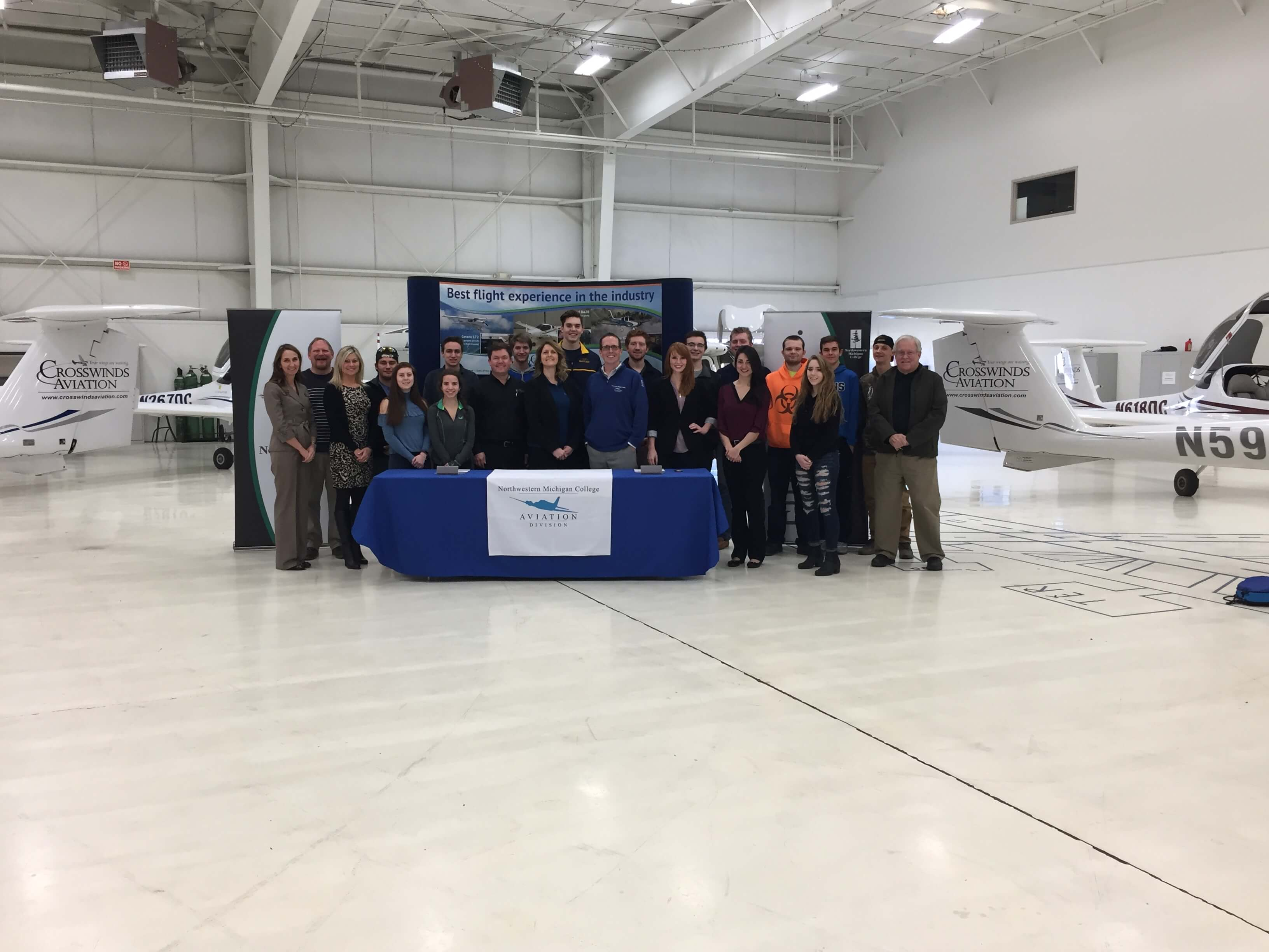 Taking Flight Initiative - Crosswinds Aviation