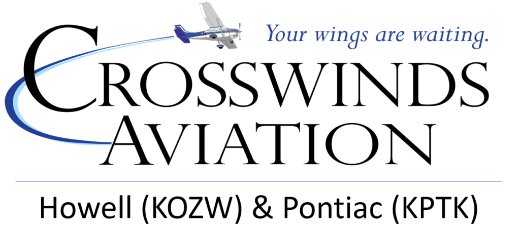 Flight Training and Aircraft Rental at Crosswind Aviation