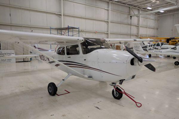N1327N - Crosswinds Aviation
